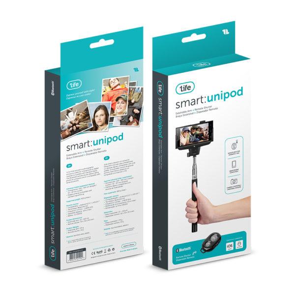 1Life smart:unipod